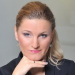 Magdalena Jabłońska — Senior Manager in the team Innovations and R & D PwC